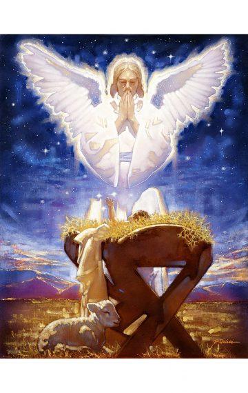 Ron DiCianni - Heavens Loss