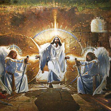 Ron DiCianni - The Resurrection Mural FULL