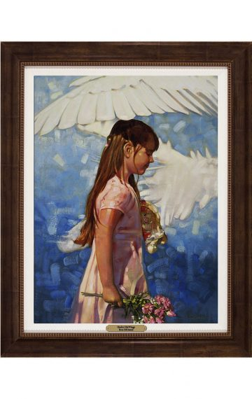 Ron DiCianni - Under His Wings - Framed